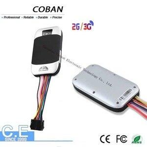 Image 1 - Tk303f Coban سيارة تعقب GPS303F رباعية الفرقة في الوقت الحقيقي جهاز تحديد المواقع GSM جهاز تتبع بنظام خدمة الحزمة العامة الراديوية (GPRS) تتبع الجغرافية سياج SMS مع خريطة جوجل