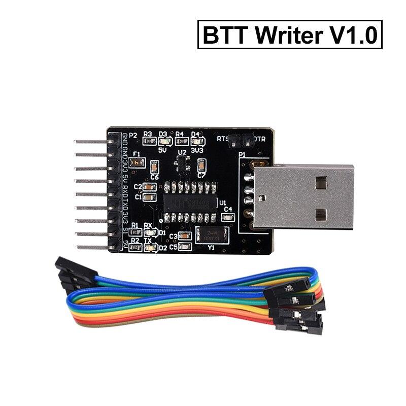 BIGTREETECH BTT Writer V1.0 Module ESP-01S WIFI Expansion Module 3D Printer Parts For SKR V1.4 Turbo SKR V1.4 Control Board