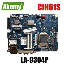 LA-9304P For Lenovo C540 system motherboard CIH61S LGA1155 motherboard 100%tested fully work