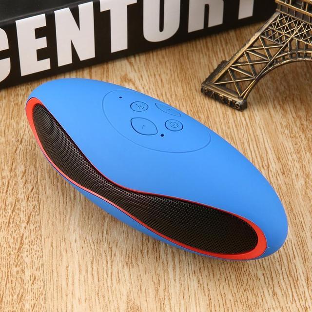 Portable Wireless Bluetooth Speaker 3D Sound System Stereo Music Speaker Mini TF Super Bass Column Acoustic System Surrounding