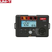 UNI-T UT501A 1000V Insulation Earth Ground Resistance Meter Megger Auto Range Ohm Tester Megohmmeter Voltmeter цена в Москве и Питере