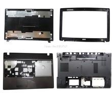 Верхняя крышка Лицевая панель Упор для рук Нижний чехол для Acer AS 5551 5251 5741Z 5741 5741G 5742G 5551G 5552 5552G APOC9000300 60.PSV02.001 Б / у