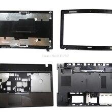 Top Cover Bezel Palmrest Bottom Case For Acer AS 5551 5251 5741Z 5741 5741G 5742G 5551G 5552 5552G APOC9000300 60.PSV02.001 Used