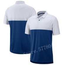2020 New Men Indianapolis Sideline Early Season Performance America FootballPolo Blue Gray White Rugby Shirt NZ Jersey недорого