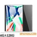 10 1 дюймовый планшетный ПК 3g/4G Android 8 0 Восьмиядерный супер планшет Ram 4G + 128G WiFi gps 10 планшет IPS 1920*1280 двойная sim gps