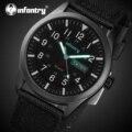 Мужские наручные часы от ведущего бренда  Роскошные военные часы  мужские тактические водонепроницаемые черные часы для мужчин  Relogio Masculino