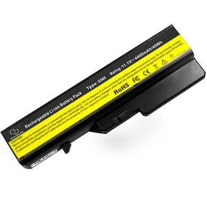 Image 2 - 6500mAh 6 Zellen Neue Laptop Batterie Für Lenovo G460 G560 G465 E47G L09L6Y02 L09S6Y02 L10P6F21 LO9S6Y02 b570e V360A Z370 k47A Z560