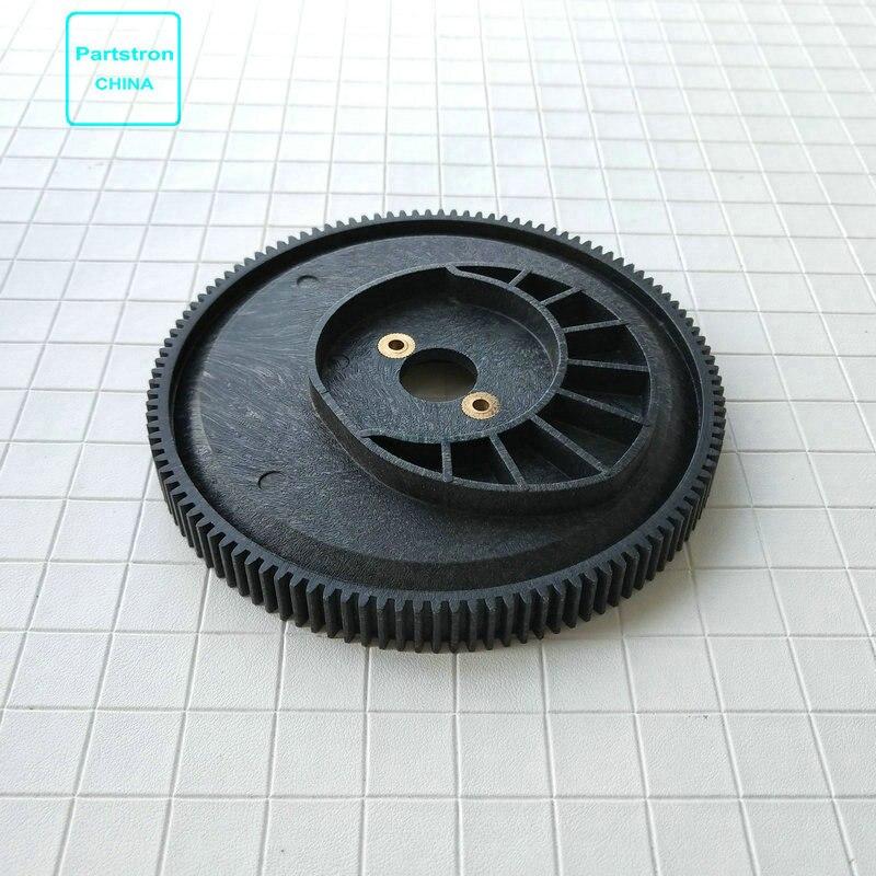 장수명 크게 검은 색 메인 기어 N5-F3011 duplo에서 사용 330 340 330e 430e 2530 2540 복사기 부품