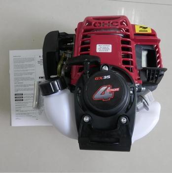 गैसोलीन इंजन GX35 35.8cc सीएम, 1.2 एचपी, 4 साइकिलिंग बैकपैक 35cc देखें, KNASCK ट्रिमर, स्प्रेयर, मोटरसाइकिल स्ट्रीमर