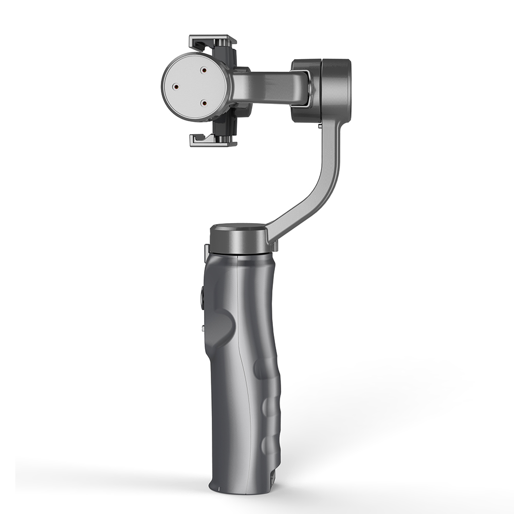 H4 Handheld Gimbal Stabilizer For IPhone For Samsung For Galaxy For Huawei Action Camera Smartphone Outdoor Mobile Phone Holder