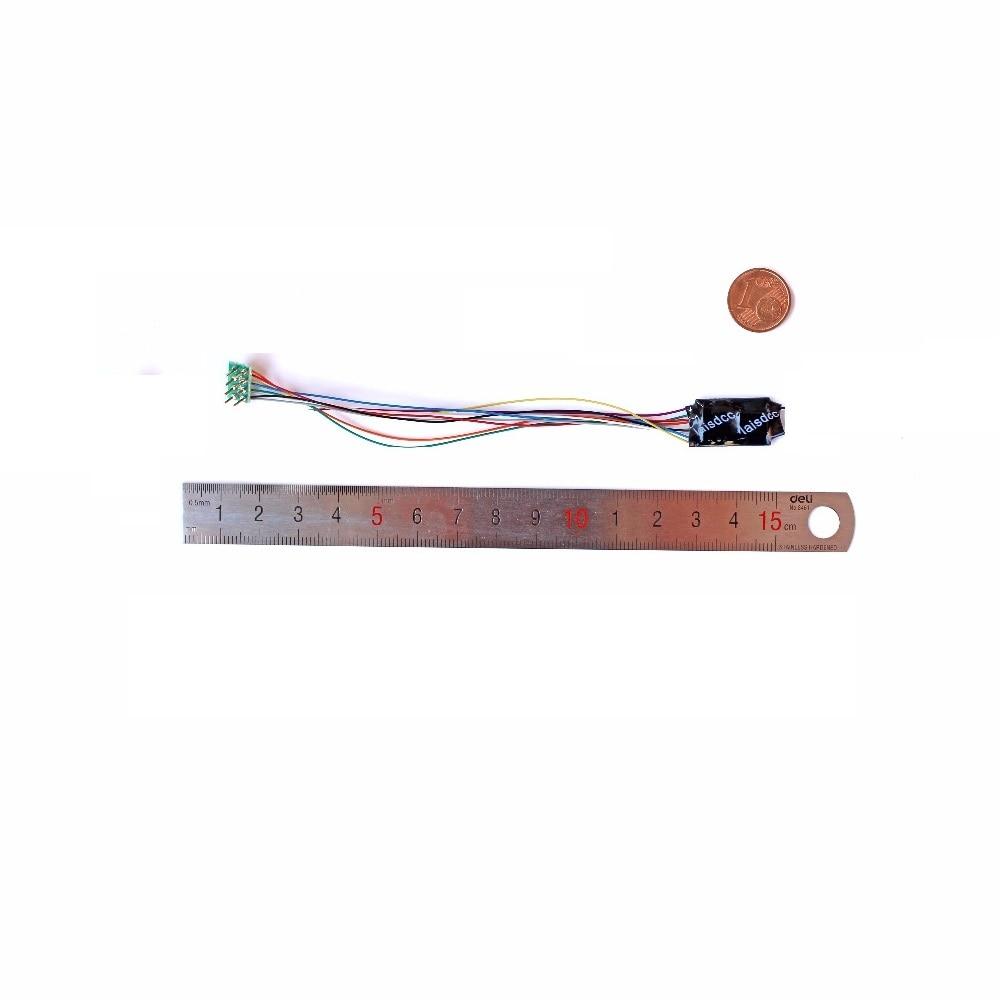 NEM652 DCC LOCO DECODER FOR HO & N SCALE MODEL TRAIN 860021/LaisDcc Brand/PanGu Series