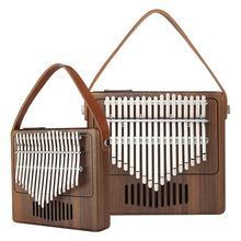 Том tk  r1 17 клавишный калимба пианино ореховое дерево музыкальный