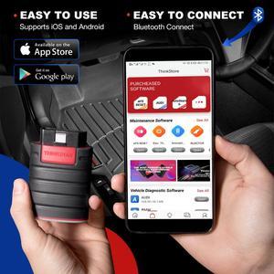 Image 5 - Thinkcar Thinkdiag configurazione Software completa 1 anno aggiornamento gratuito 15 servizio Bluetooth Android IOS OBD2 strumento diagnostico Scanner