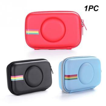 Torba na aparat EVA przenośny futerał ochronny odporny na wstrząsy dla Polaroid Snap Touch wodoodporny i odporny na wstrząsy funkcje pokrywa skrzynki