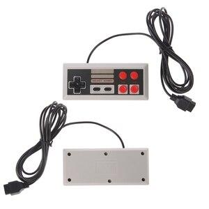 Image 4 - 4 לחצן בקר Gamepad עבור Coolbaby טלוויזיה כף יד משחק וידאו 9 פין מסוף