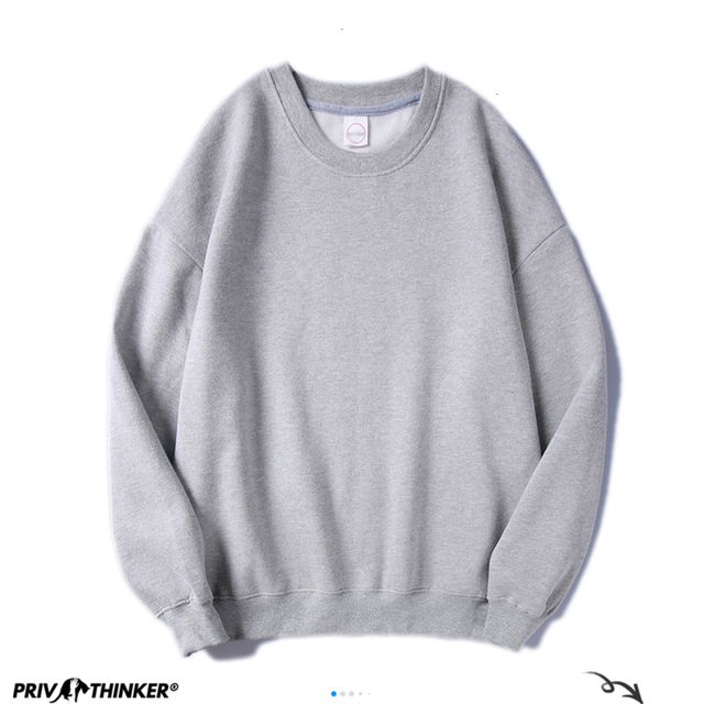 Streetwear Color Match Pullover 10
