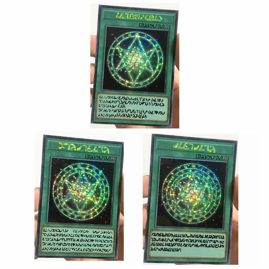 Yugioh YU Gi OH VRAINS Dark Magician Egyptian God Metal Light slate Limit