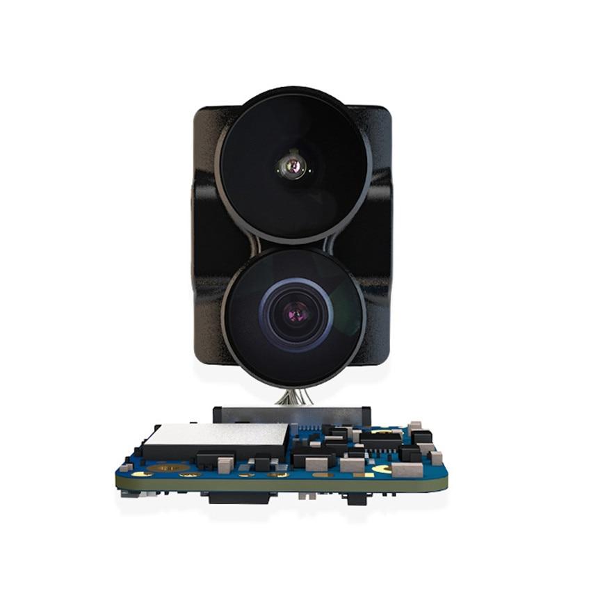 RunCam Hybrid Dual Objektiv Weitwinkel 4K HD Mini FPV Kamera HD Aufnahme FOV 145 Grad 8MP Sensor Für FPV Racing Drone - 3