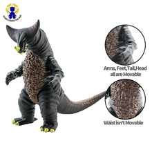 15cm New Kaiju Dinosaur Action Figure Model Collection Toys Large Size ABS Body Turnable Figure Toy For Boy Brinquedos Giftss large size classic dinosaur toy triceratops soft animal model collection for boys action