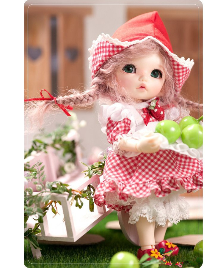 <font><b>Bjd</b></font> doll <font><b>1/8</b></font> <font><b>BJD</b></font> doll-ante gift high quality doll free eyes can choose image