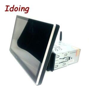 """Image 5 - Idoing 1Din 10.2 """"PX5 4G + 64G Android 9.0 8 rdzeń dla uniwersalny samochodowy system GPS DSP Radio odtwarzacz IPS ekran nawigacji Multimedia Bluetooth"""