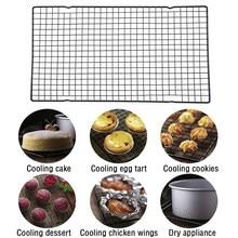 1 teil/satz Nonstick Metall Kuchen Kühlung Rack Grid Net Backblech Cookies Kekse Brot Trocknen Stand Kühler Halter Backen Werkzeuge