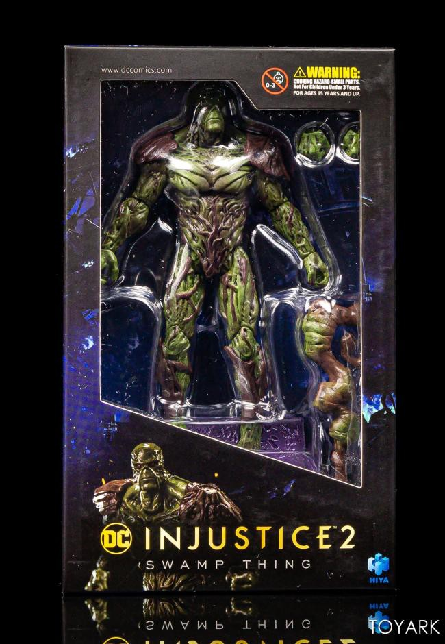 American DC Company DCI New 52 NEW52 Logo Series: Swamp Monsters Swamp Thing Action Figure