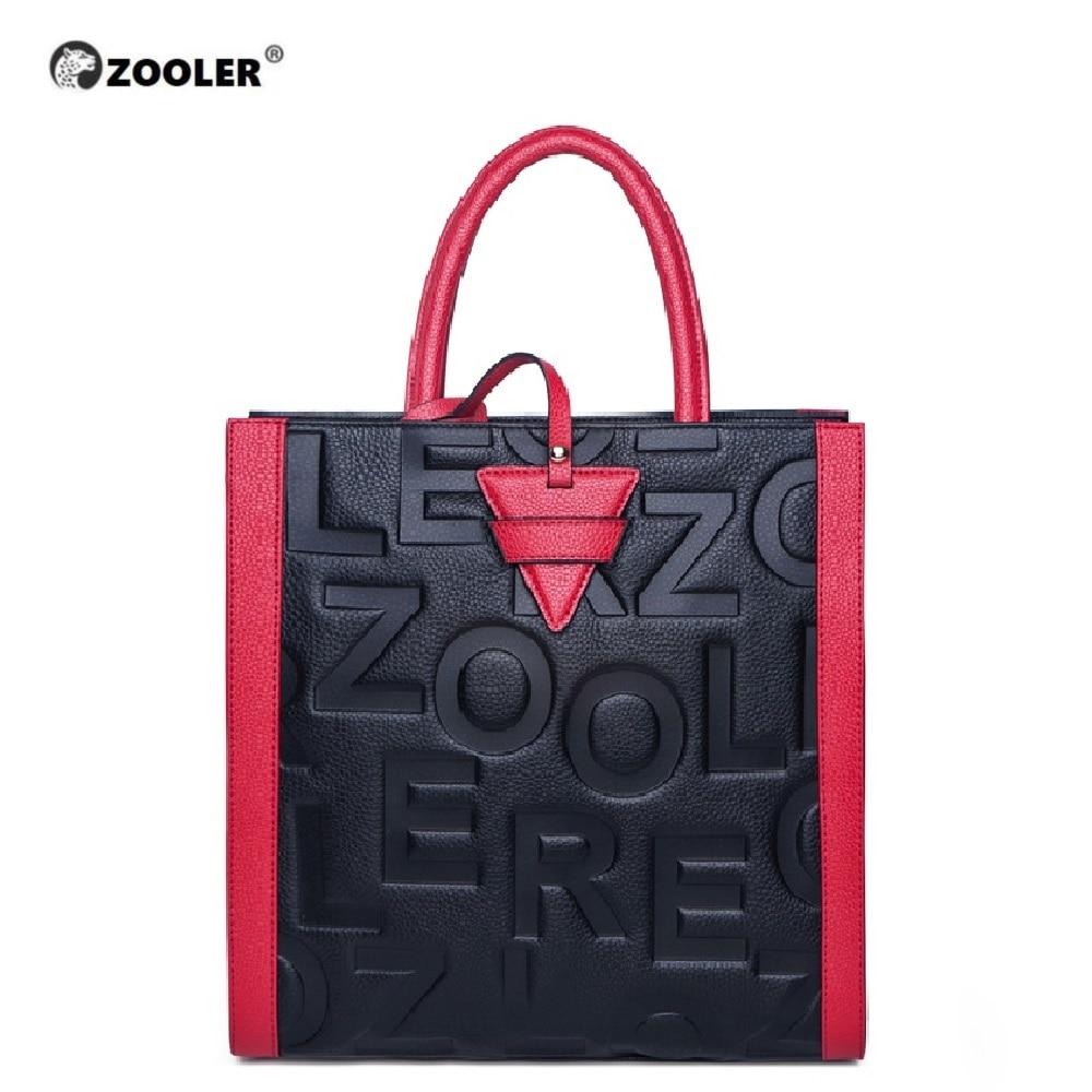 Brand Fashion genuine leather bags women luxury handbags woman tote designer ladies hand