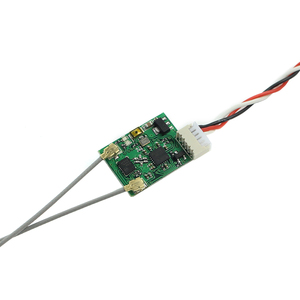 Image 4 - Jumper R8 R1 artı R1F 16CH PWM SBUS RC alıcı FrSky T16 artı Pro serisi radyo D16 D8 modu için PIX PX4 APM uçuş kontrol