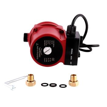 SHYLIYU 115V/230V RS15/9 Automatic Circulating Shield Booster Pump solar hot water Sprinkler Heater Circulation Pipeline 9m