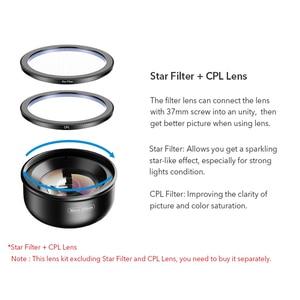 Image 4 - APEXEL 100mm Macro Lens Camera Phone Lens 4K HD Super Macro Lenses CPL Star Filter for iPhonex xs max Samsung s9 all smartphone