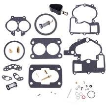 LETAOSK High Quality Carburetor Rebuild Tool Kit Fit for Mercruiser Marine 2Barrel 3302-804844002