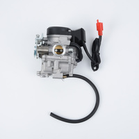 Throttle 2 pin ATV Carburetor Round Slide Motorcycle Engine For Chinese GY6 50cc 60cc 80cc 100cc 139QMB 139QMA Scooter