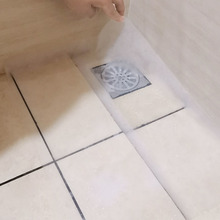 Drain Cover Silicone Floor Deodorant Pad Toilet Bathroom Anti Odor Sewer Water