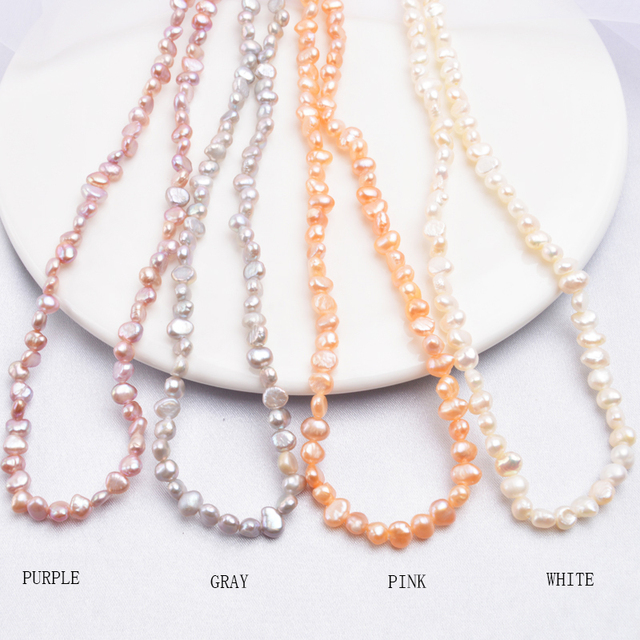 real pearl necklace different lengths 4