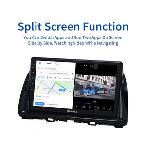 "Image 4 - Dasaita 1 Din Android 10.0 Car Navigation GPS for Mazda CX5 CX 5 2013 2014 2015 DSP 64GB ROM 10.2"" IPS Touch Screen"