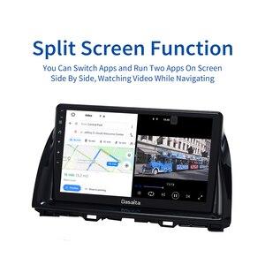 "Image 4 - Dasaita 1 Din Android 10.0 araba navigasyon GPS Mazda CX5 CX 5 2013 2014 2015 DSP 64GB ROM 10.2 ""IPS dokunmatik ekran"