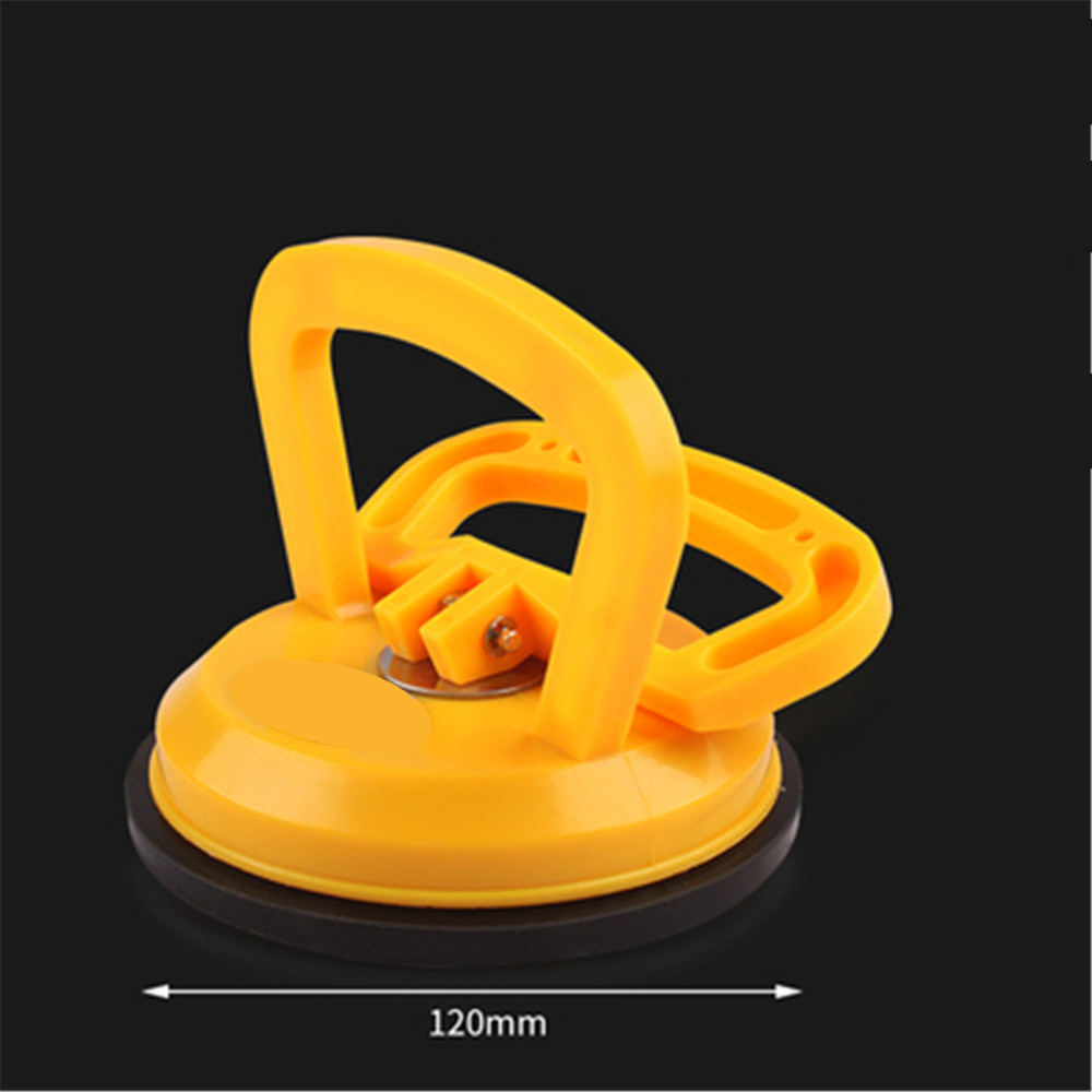 Glass Suction Cup Sucker Powerful Single Claw Double Claw Three Claw Thick Aluminum Alloy Auxiliary Tile Suction Cup Tool