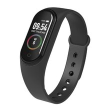 M4 Smart band 4 Fitness Tracker Watch Sport bracelet Heart Rate Health Monitoring Smartband Monitor Health Wristband m4 smart band wristband fitness tracker watch sport bracelet heart rate monitor smartband health wristband pk mi band 4 3