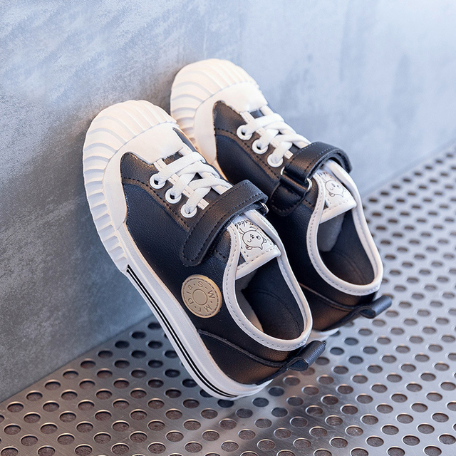 Unisex Hook & Loop Children Sports Shoes For Boys Running Walking Waterproof Kids Sneakers Boys Toddler Girl Fashion Footwear
