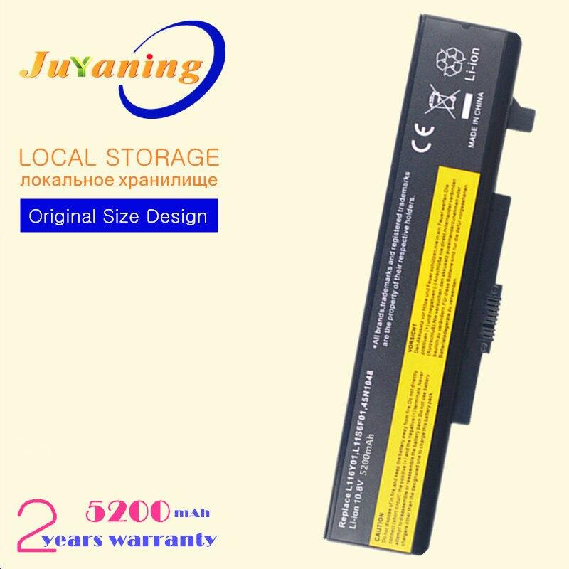 Новый аккумулятор для ноутбука Lenovo IdeaPad Y480 G480 G400 G410 G510 G580 Z485 Y580 G485 G490 G405 Z580 Z480 Z380 Y485P L11S6Y01