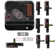 Kit de acessórios relógio diy 8 /11 /13, kit de movimento quartzo suave, mecanismo solar 12888, 1 peça eixo de precisão 16 /19 /22mm