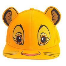 Oryginalny Disney król lew kapelusz simba nala kapelusz film peryferia czapka dziecięca kapelusz przeciwsłoneczny tanie tanio COTTON CN (pochodzenie) Unisex Zwierząt