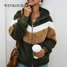 2020 Women Hoodies Sweatshirt Winter Plu