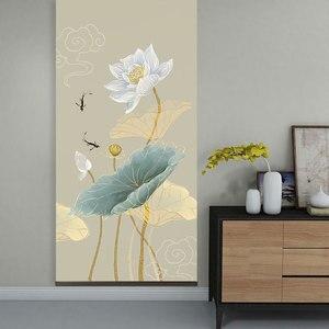 Hermosa persiana enrollable opaca con luz de Artes chinas y cultivo para sombreado de ventanas