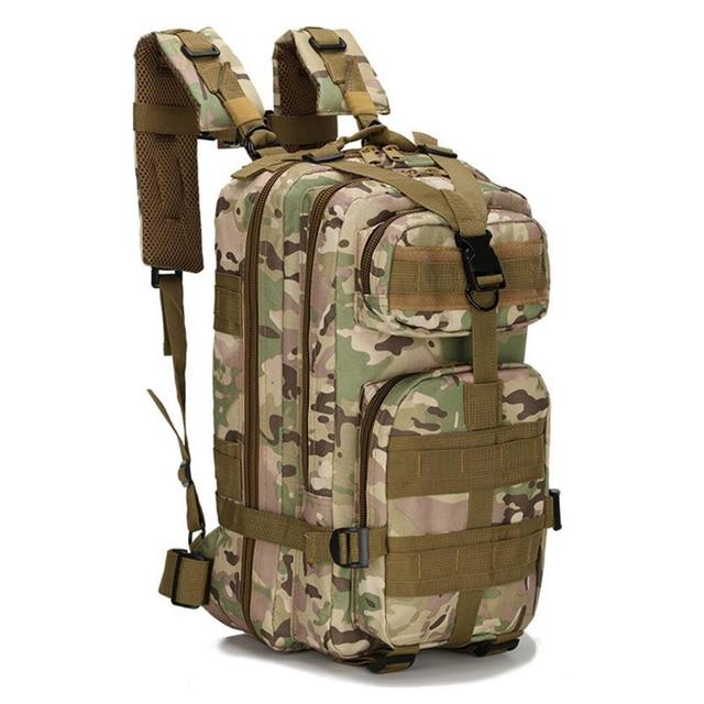 Men Military Tactical Backpack 30L 6