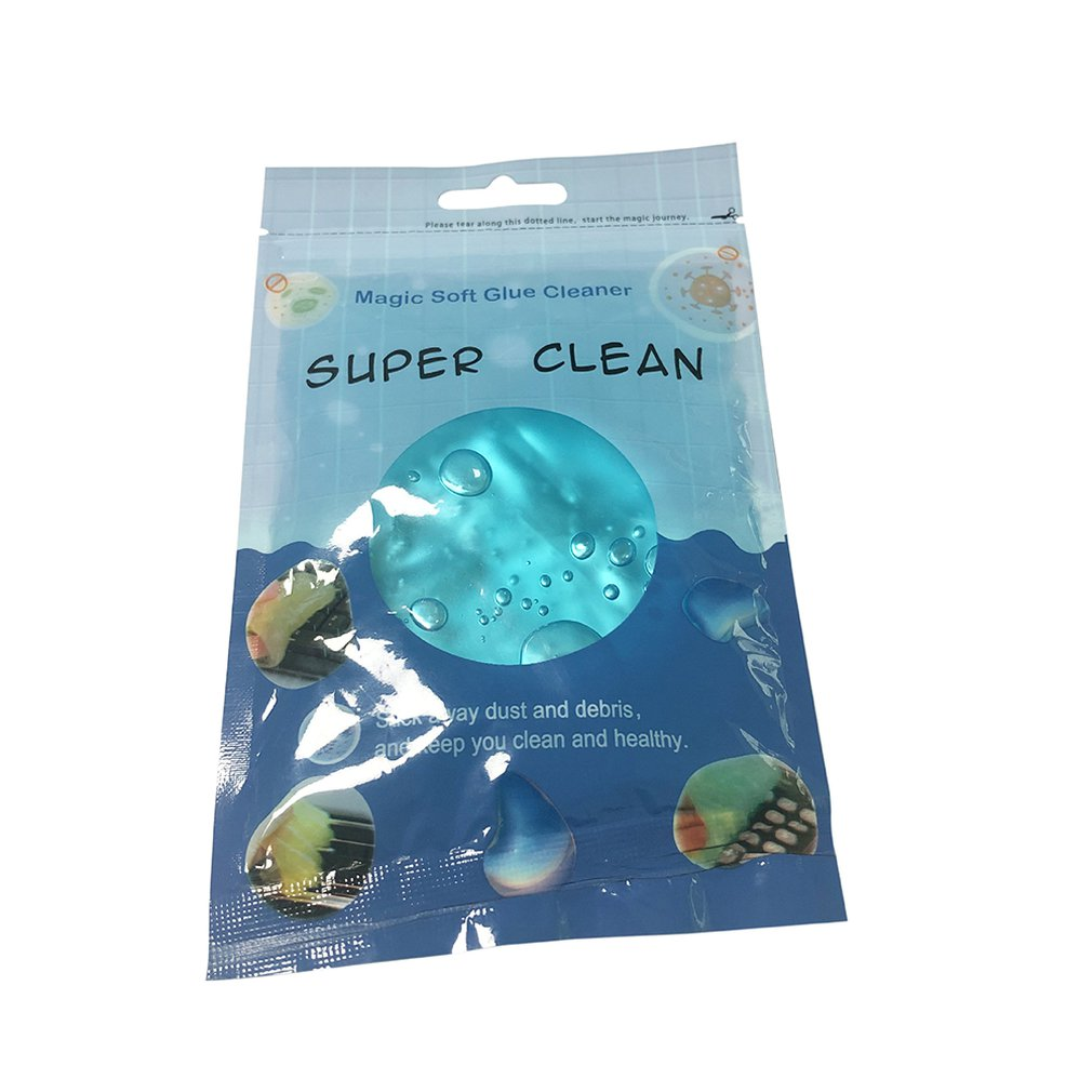 Clean Glue Gum Silica Gel Car Keyboard Dust Dirt Cleaner Practical Durable Magic High Quality Soft Sticky