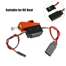 Waterproof RC Boat On/Off Power Switch with Aluminum Mount for Replacement Water proof