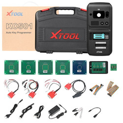 XTOOL KC501 Car Key and Chip Programmer Can Read & Write Keys read Remote Frequency and Generate Dealer Key