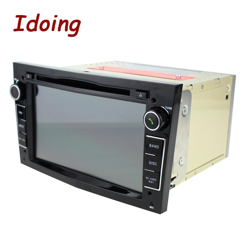 """Image 5 - Idoing 7""""2 din Andriod 9.0 Car Radio DVD Multimedia Player For Opel Vectra Corsa D Astra H PX5 4G+64G 8 Core IPS GPS NavigationCar Multimedia Player   -"""